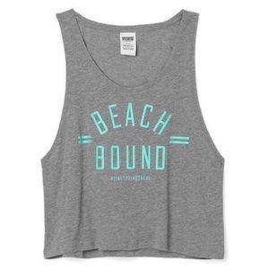 PINK Beach Bound Tank